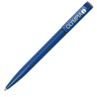 LANCE® Drehkugelschreiber Promo, blaue Mine, blau
