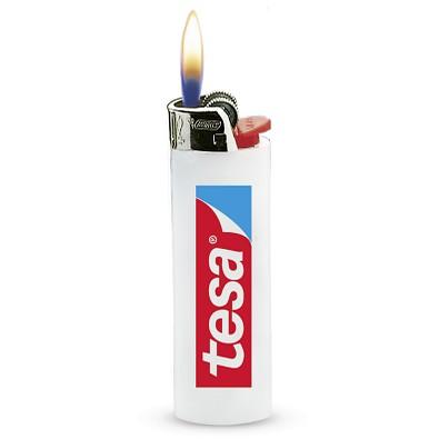 BIC® Einwegfeuerzeug Maxi, weiß