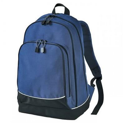 HALFAR City-Rucksack, blau