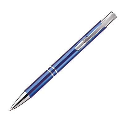 LANCE® Metall-Kugelschreiber Vermont, blaue Mine, blau