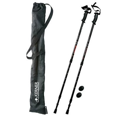 Schwarzwolf® outdoor Trekking-Set, schwarz