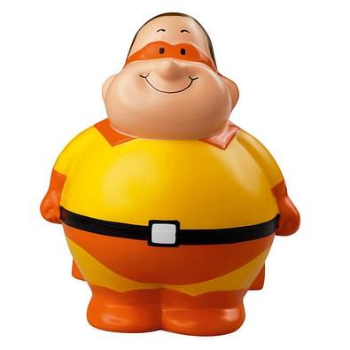 Herr Bert® Anti-Stress-Figuren Super-Bert, gelb