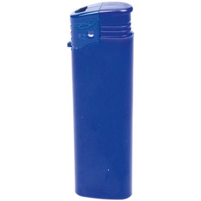Piezo-Feuerzeug Atomic, Blau