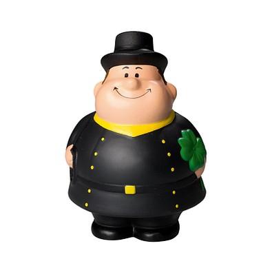 Herr Bert® Anti-Stress-Figuren Schornsteinfeger Bert, schwarz