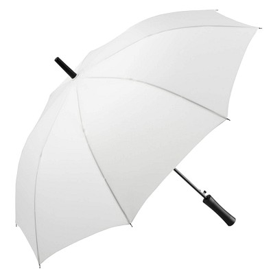 FARE® Automatik-Stockschirm Wind, weiß