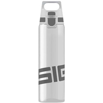 SIGG™ Tritan-Trinkflasche Total Clear, 750 ml, anthrazit