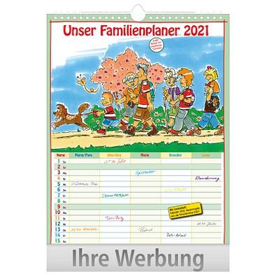 Unser Familienplaner 2021