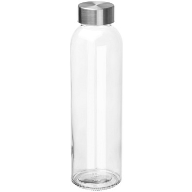 Glasflasche Indianapolis, 550 ml, transparent