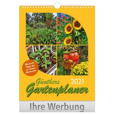 Günthers Gartenplaner 2021