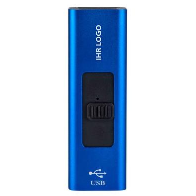 Lichtbogen-Feuerzeug Beam, blau