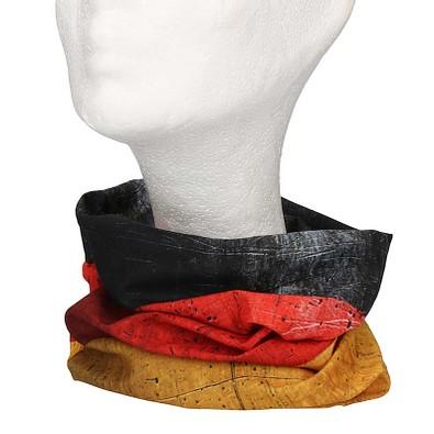 """Multischal """"Nations"""", schwarz-rot-gold"""