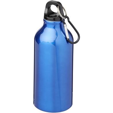 Oregon Trinkflasche mit Karabiner, 400 ml, blau