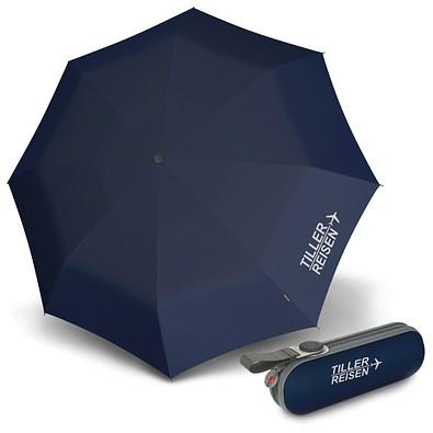 Knirps® Taschenschirm X1 manual, dunkelblau