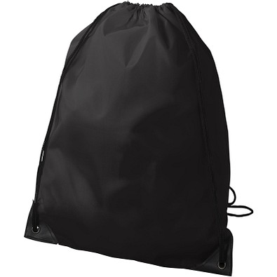 Oriole Premium Sportbeutel, schwarz