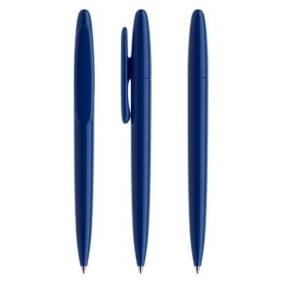 prodir® Drehkugelschreiber DS5 TPP Twist, blaue Mine, blau