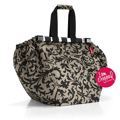 reisenthel® Einkaufswagentasche easyshoppingbag, baroque taupe