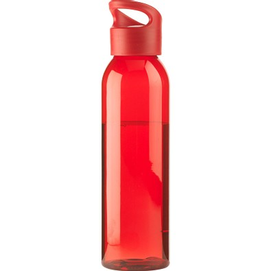 Trinkflasche Sirius, 650 ml, rot