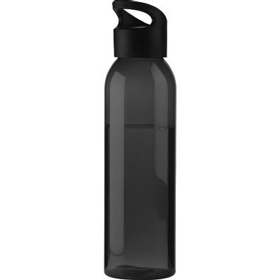Trinkflasche Sirius, 650 ml, schwarz